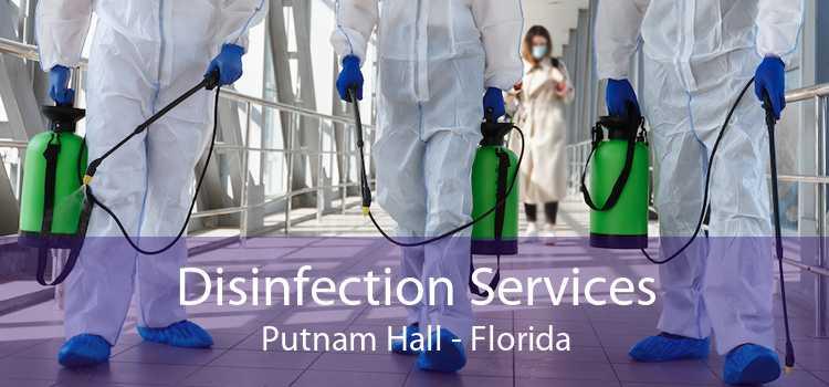 Disinfection Services Putnam Hall - Florida
