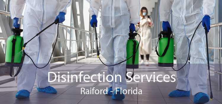 Disinfection Services Raiford - Florida