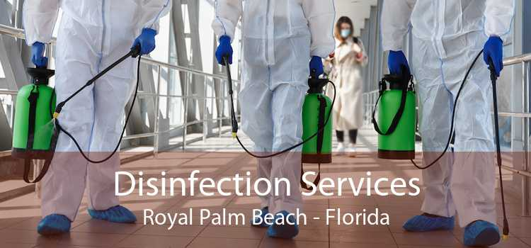 Disinfection Services Royal Palm Beach - Florida