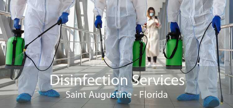 Disinfection Services Saint Augustine - Florida