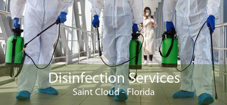 Disinfection Services Saint Cloud - Florida