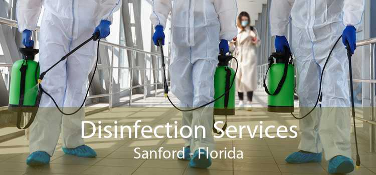 Disinfection Services Sanford - Florida