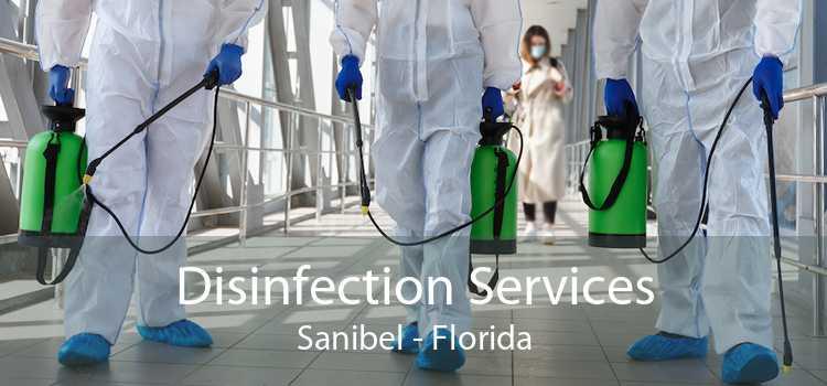 Disinfection Services Sanibel - Florida