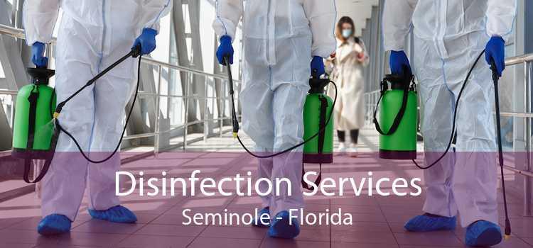 Disinfection Services Seminole - Florida