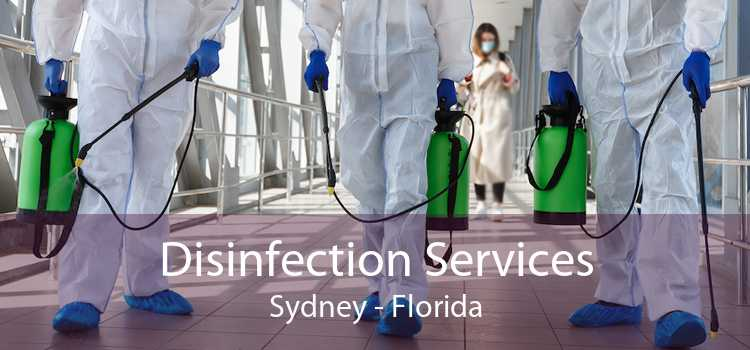 Disinfection Services Sydney - Florida