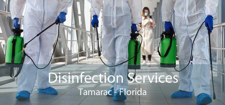Disinfection Services Tamarac - Florida