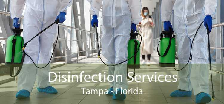 Disinfection Services Tampa - Florida