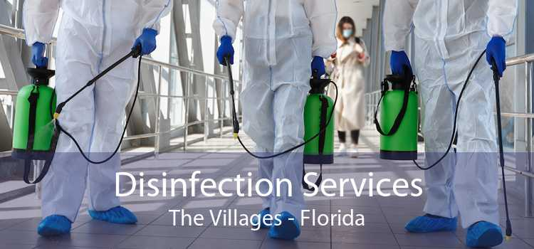 Disinfection Services The Villages - Florida