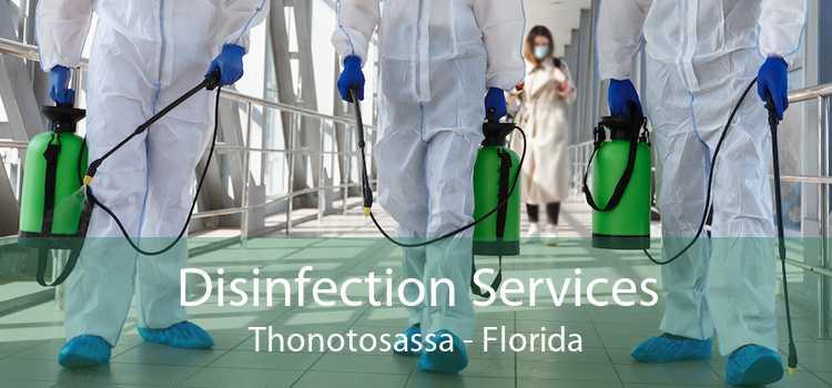 Disinfection Services Thonotosassa - Florida