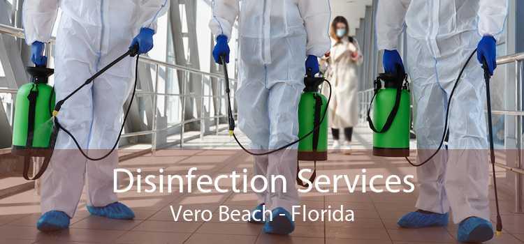 Disinfection Services Vero Beach - Florida
