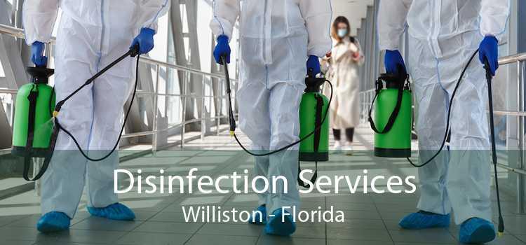 Disinfection Services Williston - Florida