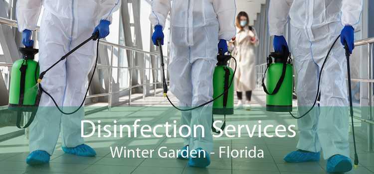 Disinfection Services Winter Garden - Florida