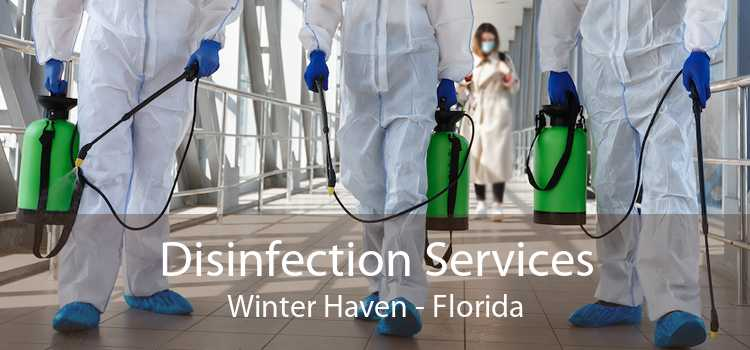 Disinfection Services Winter Haven - Florida