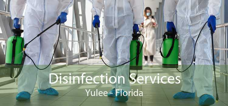 Disinfection Services Yulee - Florida