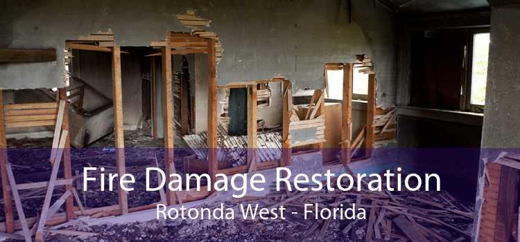 Fire Damage Restoration Rotonda West - Florida