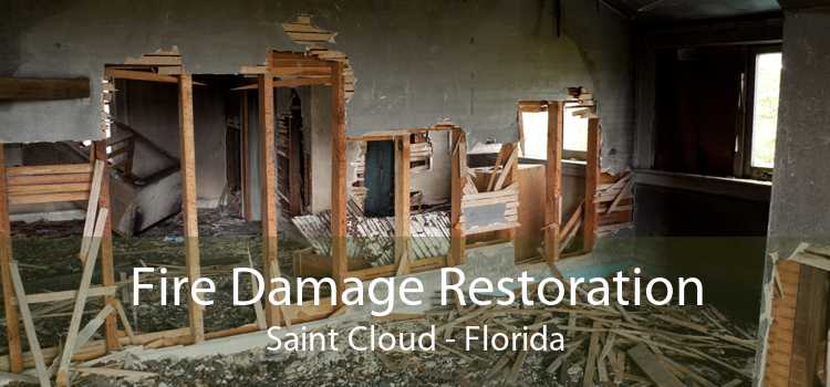 Fire Damage Restoration Saint Cloud - Florida