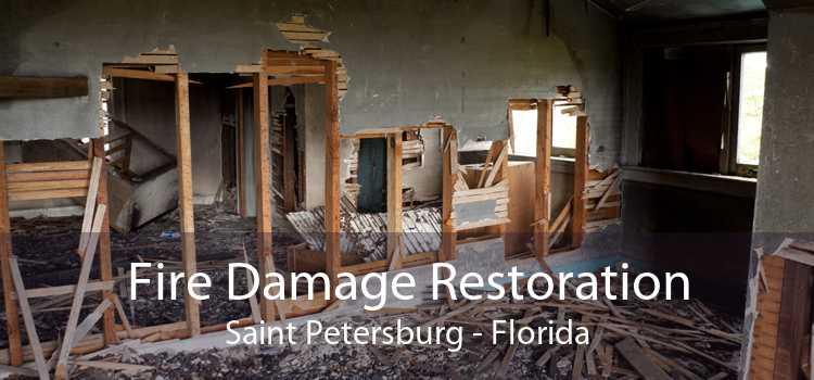 Fire Damage Restoration Saint Petersburg - Florida