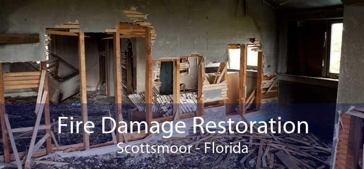 Fire Damage Restoration Scottsmoor - Florida