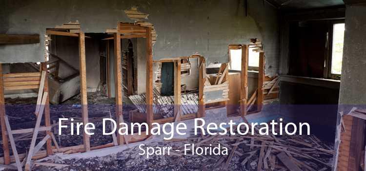 Fire Damage Restoration Sparr - Florida