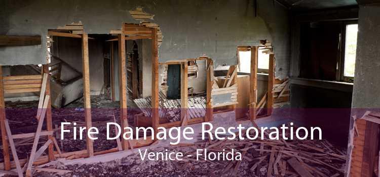 Fire Damage Restoration Venice - Florida