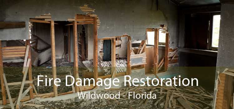 Fire Damage Restoration Wildwood - Florida