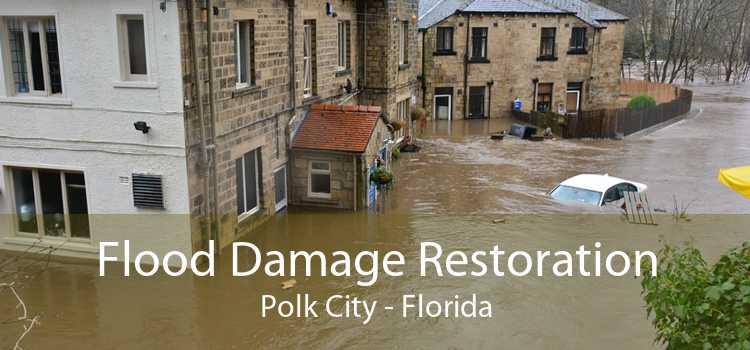 Flood Damage Restoration Polk City - Florida
