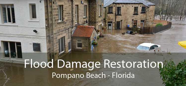 Flood Damage Restoration Pompano Beach - Florida