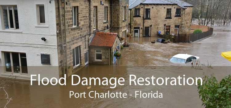 Flood Damage Restoration Port Charlotte - Florida