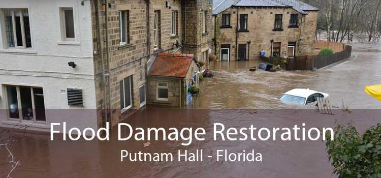 Flood Damage Restoration Putnam Hall - Florida