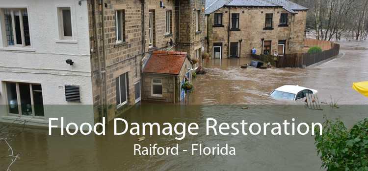 Flood Damage Restoration Raiford - Florida