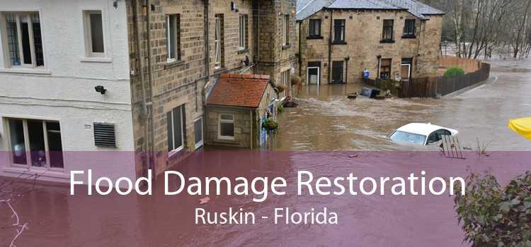 Flood Damage Restoration Ruskin - Florida
