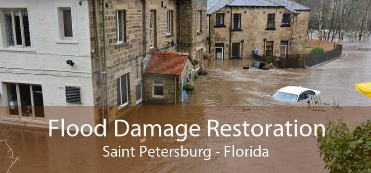 Flood Damage Restoration Saint Petersburg - Florida