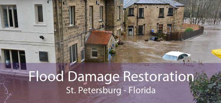 Flood Damage Restoration St. Petersburg - Florida