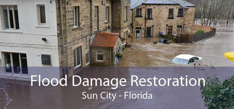 Flood Damage Restoration Sun City - Florida