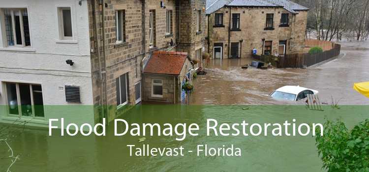 Flood Damage Restoration Tallevast - Florida