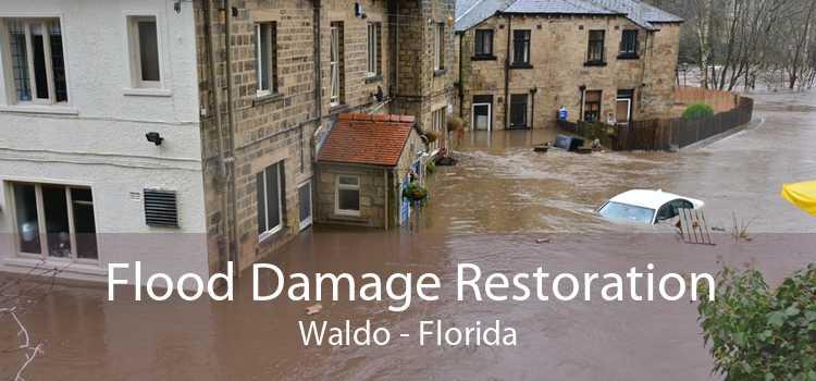 Flood Damage Restoration Waldo - Florida