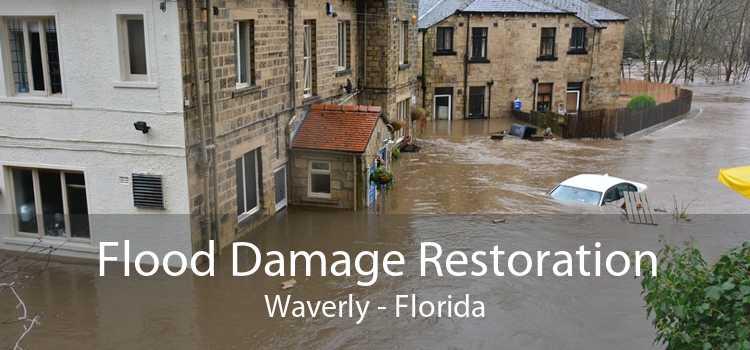Flood Damage Restoration Waverly - Florida