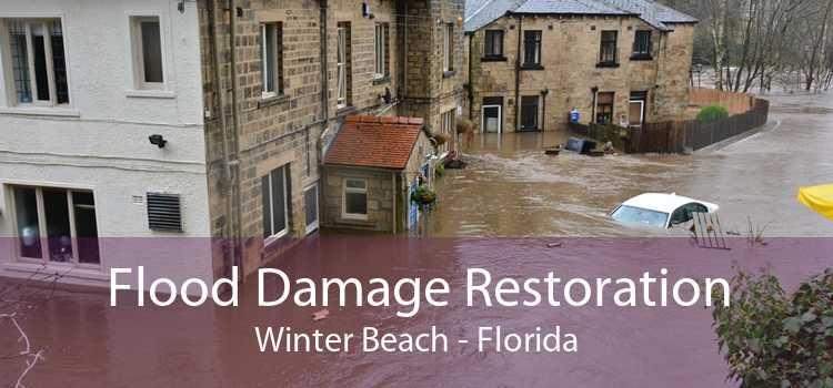 Flood Damage Restoration Winter Beach - Florida