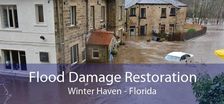 Flood Damage Restoration Winter Haven - Florida
