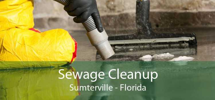 Sewage Cleanup Sumterville - Florida