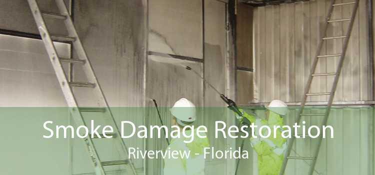 Smoke Damage Restoration Riverview - Florida