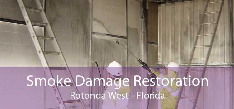 Smoke Damage Restoration Rotonda West - Florida