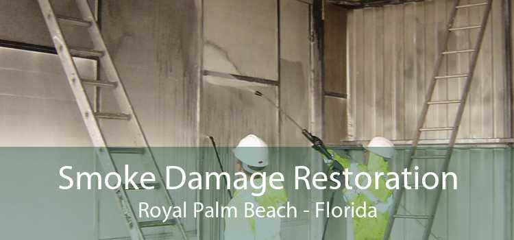 Smoke Damage Restoration Royal Palm Beach - Florida