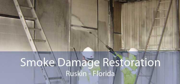 Smoke Damage Restoration Ruskin - Florida