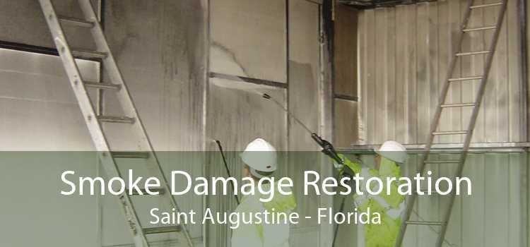 Smoke Damage Restoration Saint Augustine - Florida