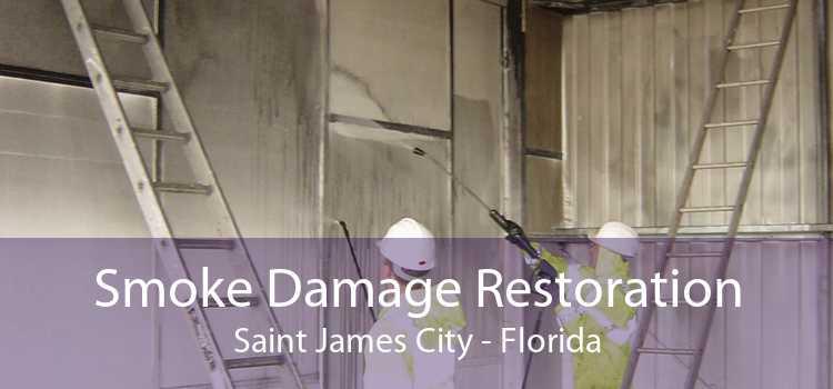 Smoke Damage Restoration Saint James City - Florida