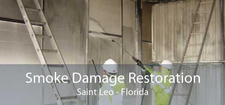 Smoke Damage Restoration Saint Leo - Florida