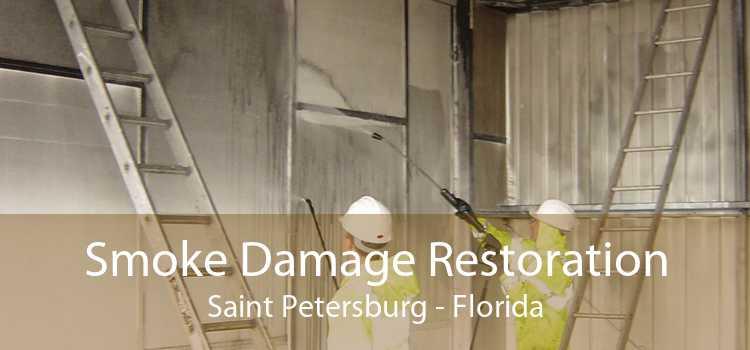 Smoke Damage Restoration Saint Petersburg - Florida