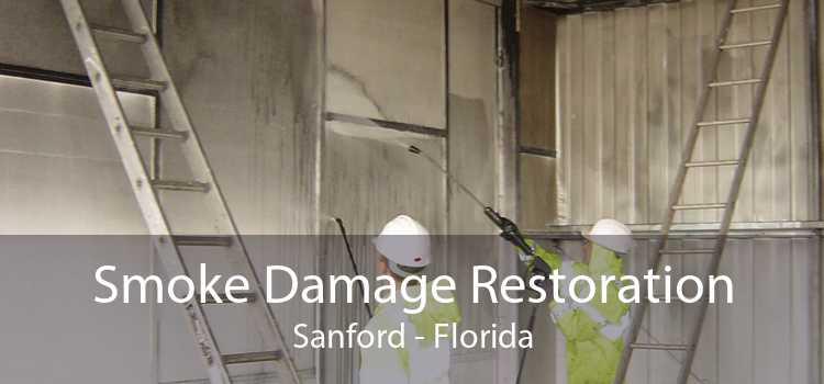Smoke Damage Restoration Sanford - Florida
