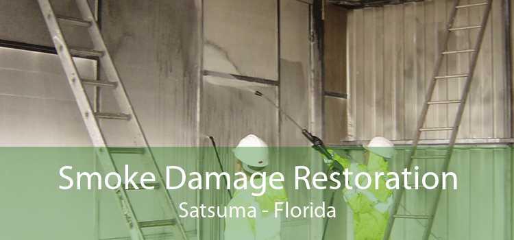Smoke Damage Restoration Satsuma - Florida